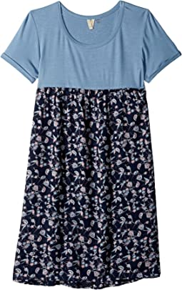 Roxy Kids Branche Of Lilac Dress (Big Kids)