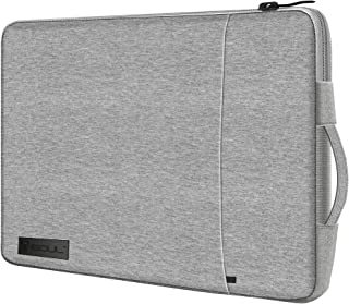 """iSOUL 14-15.6 inch Shock Resistant Laptop Sleeve Case Briefcase Bag [Accessory Pocket] Compatible for 14 to 15.6"""" MacBook ..."""