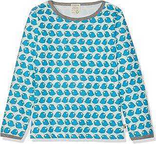 loud + proud Shirt Langarm Aus Bio Baumwolle, Gots Zertifiziert Camiseta para Niños