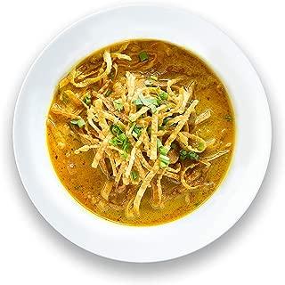 Takeout Kit, Thai Curry Noodles (Khao Soi) Pantry Meal Kit, Serves 4