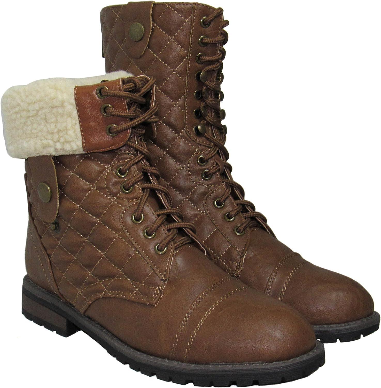 Glaze Womens Holly-9 Camel Boots 7.5 D(M) US