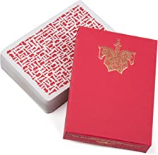 Ellusionist Red Knights Playing Cards Deck – by Daniel Madison and Chris Ramsay - Make Your Move