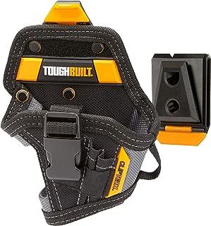 ToughBuilt Cliptech Drill Holster - Compact Drill/Small