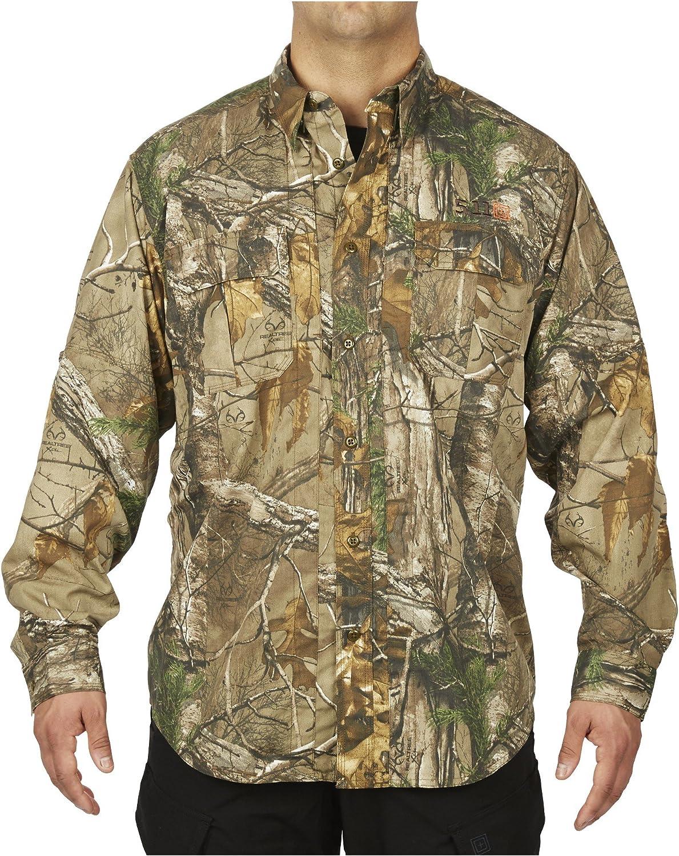 5.11 Taclite Over item handling Long Sleeve Nashville-Davidson Mall Shirt