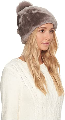 UGG - Exposed Sheepskin Beanie