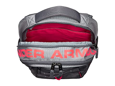 5 Armour Acero Rojo Grafito Big Maratón Under 0 UA Logo FaIqRRxHw