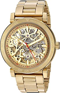 Michael Kors Men's Halo Gold-Tone Watch MK9035
