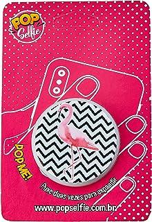 Popsocket Original Flamingo Ps126, Pop Selfie, 151270, Branco