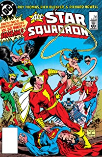 All-Star Squadron (1981-1987) #36