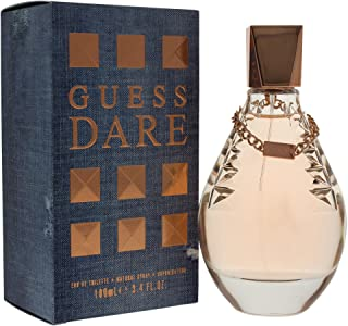 Guess Perfume  - Guess Dare - perfumes for women, 3.4 oz EDT Spray