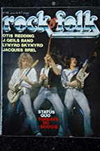 ROCK & FOLK 132 JANVIER 1978 STATUS QUO OTIS REDDING JACQUES BREL J. GEILS BAND LYNYRD SKYNYRD