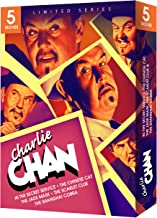 Charlie Chan 5 Movie Gift Boxed Set