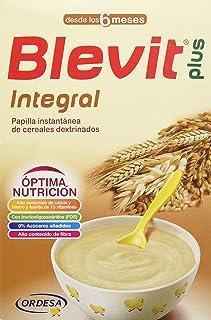 Blevit Plus Integral Cereales - 300 gr