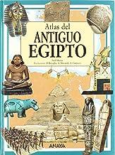 Atlas del Antiguo Egipto (Cuentos, Mitos Y Libros-Regalo - Libros-Regalo) (Spanish Edition)