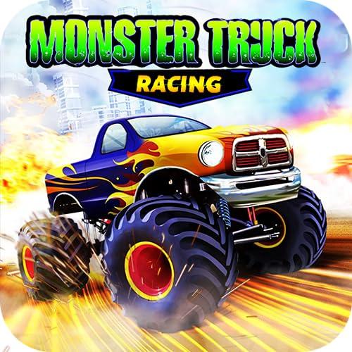Monster Truck Mud Racing - 4x4 Truck Simulator Games