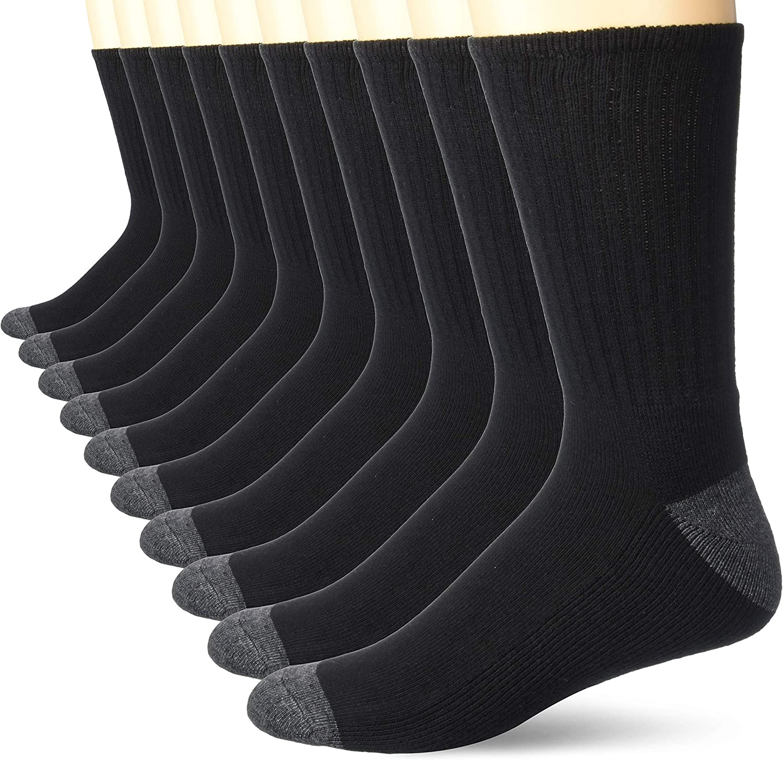 Selection of black socks