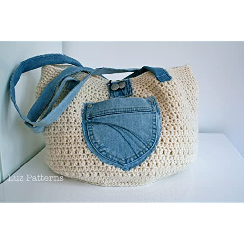 Crochet Bag Patterns Amazoncom