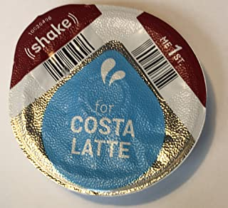 Tassimo 24X Tassimo Costa 325Ml Latte Milk Creamer Only Pods No Coffee Capsules Loose