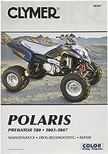 polaris predator 500 repair manual