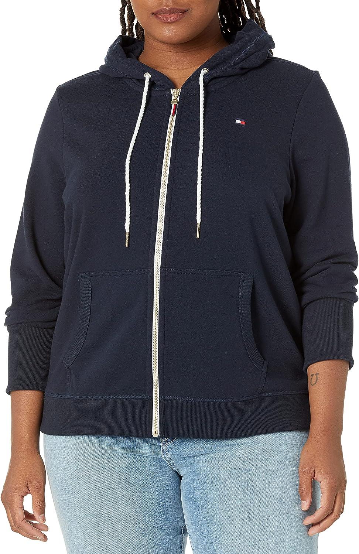 Tommy Hilfiger Women's Casual Zip Hoodie