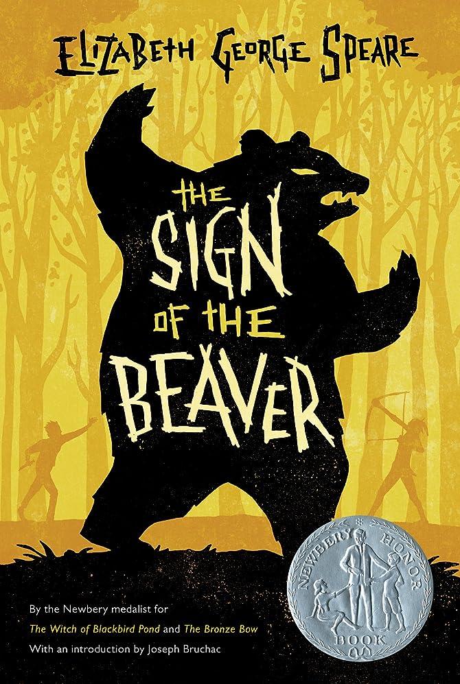 ディスク吸い込む再びThe Sign of the Beaver (English Edition)