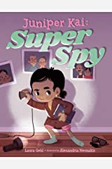 Juniper Kai: Super Spy Kindle Edition