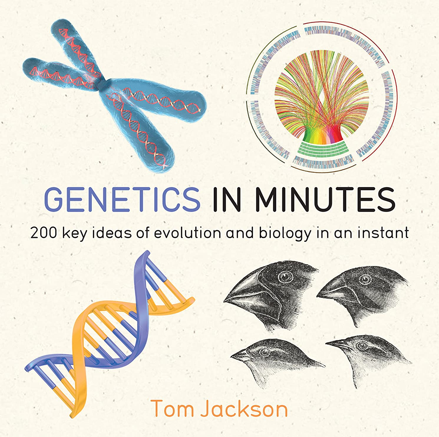 ミネラル皮肉な砂Genetics in Minutes (English Edition)