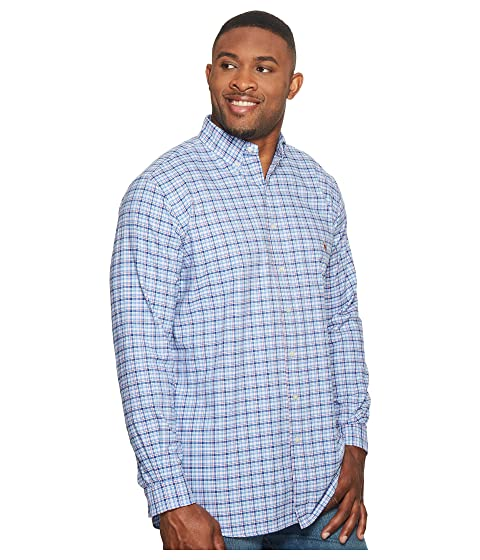 Tall Oxford Sleeve Long Lauren Sport Polo amp; Ralph Shirt Big xfAnAg