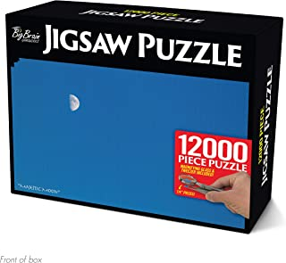 "Prank Pack ""12,000 Pieces Jigsaw Puzzle "" - Wrap Your Real Gift in a Prank Funny Gag Joke Gift Box - by Prank-O - The Original Prank Gift Box 