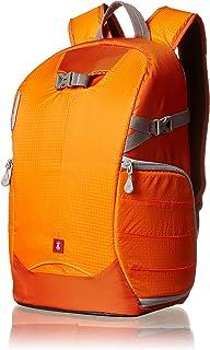 AmazonBasics - Mochila para cámara para excursionistas - Naranja
