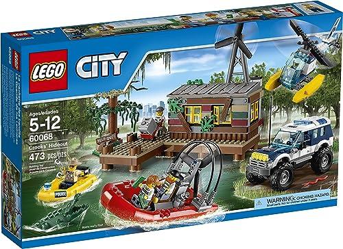 Todos los productos obtienen hasta un 34% de descuento. LEGO LEGO LEGO City Police Crooks' Hideout by LEGO  tienda de venta