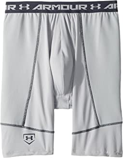 Under Armour Kids - Solid Logo Slider w/ Cup (Big Kids)