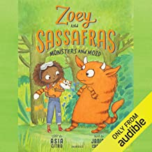 Monsters and Mold: Zoey and Sassafras, Book 2