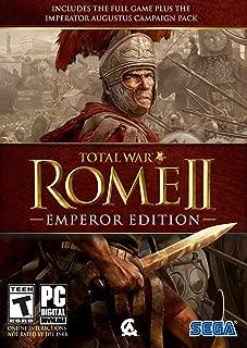 Total War: Rome II Emperor Edition [Online Game Code]