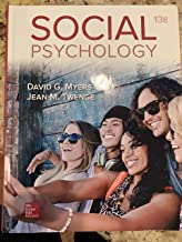 Best social psychology myers 13th edition Reviews