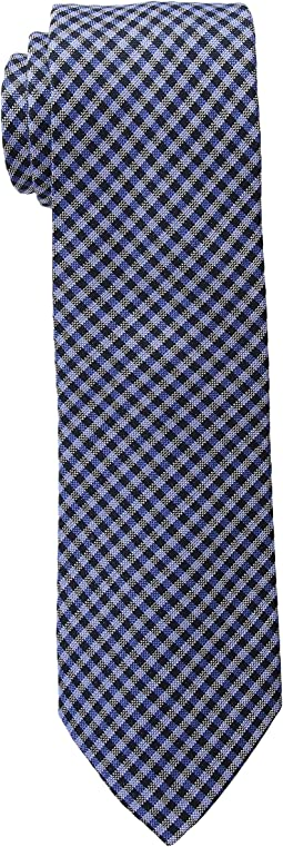 Small Gingham Check Tie