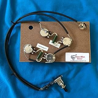 ES175 Prebuilt Wiring Harness Kit -PIO K42Y-2 Vintage Tone Caps True Vintage 50s Tone