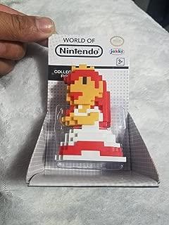 Nintendo World of 8-bit Princess Peach Collectible Figure