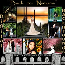 Digital Backgrounds Download Option Studio Backdrops Back to Nature Images Scenes Sandwich psd Layered Props Ideal for Green Screen 1Q