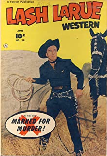 Lash Larue Western v5 #29