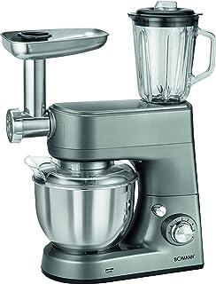 Bomann KM 1373 CB Robot de Cocina multifunción amasadora,
