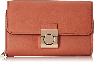 Accessorize London Women's Wallet (Orange)