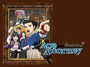 Ace Attorney, Season 2, Pt. 1 - Uncut