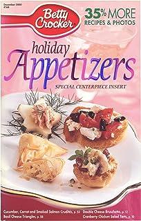 Betty Crocker Holiday Appetizers~December 2000 #168