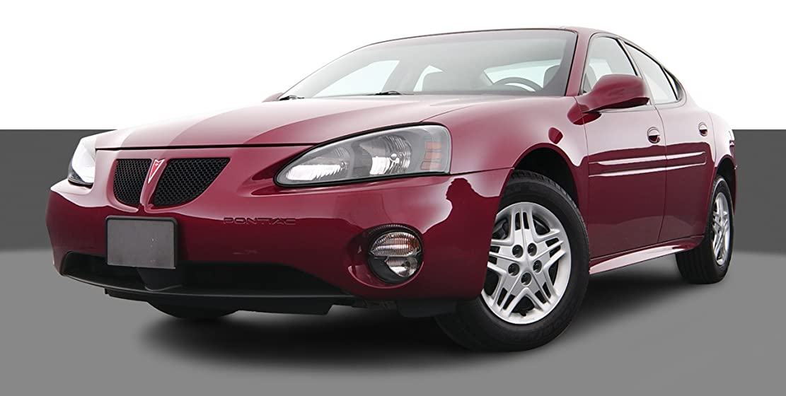 2004 pontiac grand prix reviews images and specs vehicles. Black Bedroom Furniture Sets. Home Design Ideas