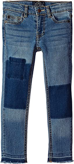 Stella Shadow Jeans in Taylor Wash (Big Kids)