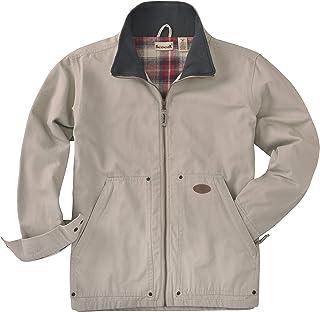 Backpacker Full Zip Canvas Jacket