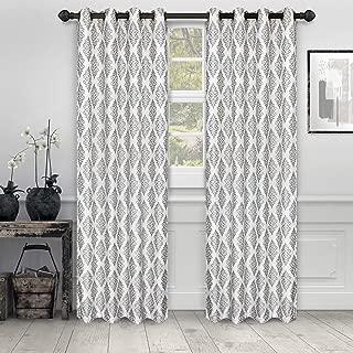 Best damask jacquard curtains Reviews