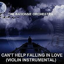 Can't Help Falling in Love (Violin Instrumental)