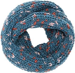 Simplicity Men/Women Knit Infinity Scarf, Solids & Patterned